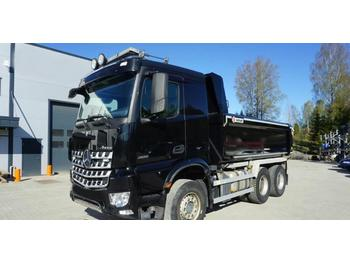 Mercedes-Benz Arocs 510 CV dump truck 6x4 good condition  - wywrotka