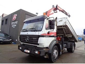 Wywrotka Mercedes-Benz SK 1824 Mkg hck 105+remote TOp 1a