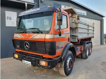 Mercedes Benz SK 2635 K 6X4 13 ton axles - wywrotka