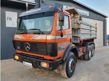 Wywrotka Mercedes Benz SK 2635 K 6X4 13 ton axles