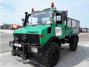 """Mercedes-Benz Unimog 1250 170""""km - wywrotka"""