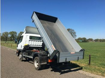 Mitsubishi Canter  FB634 with tipper 3500 kg gvw  - wywrotka