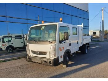 Wywrotka Renault Maxity dump truck iveco good condition
