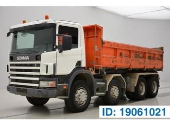 Wywrotka Scania 114.380 - 8x4
