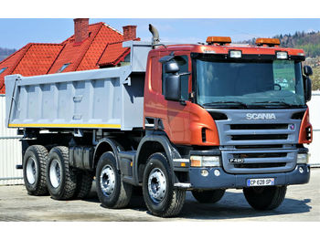Scania P420 Kipper 6,00m + Bordmatic *8x4*Topzustand!  - wywrotka