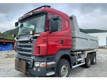 Wywrotka Scania R580 6x4 Dump truck