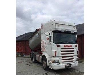 Wywrotka Scania R 470 6x2 Light Asphalt Dump Truck
