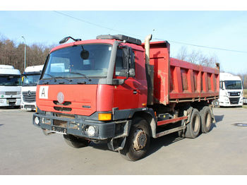 Tatra T815-2 6x6, THREE SIDE  - wywrotka