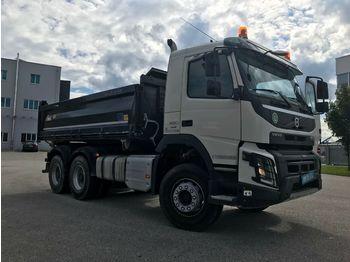 Wywrotka Volvo FMX 460 6x4 euro 6