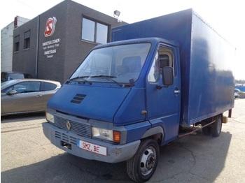 Closed box van Renault Master