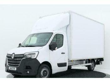 RENAULT MASTER 2.3 dci Koffer+HF - closed box van
