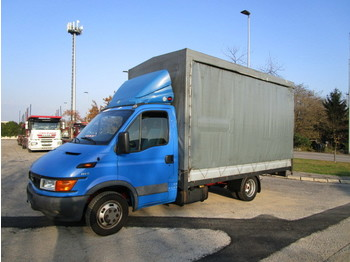 Curtain side van IVECO DAILY 35C13