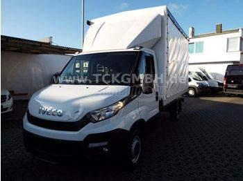 Curtain side van IVECO DAILY 35 S 15 P+P