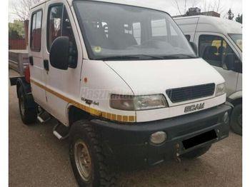 FIAT DUCATO SCAM DOKA - open body delivery van