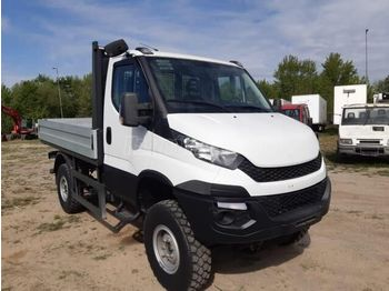 Open body delivery van IVECO DAILY 55-170