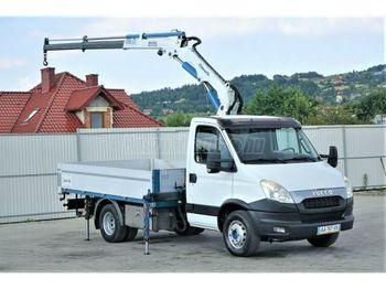 IVECO DAILY 70 C 21 - open body delivery van