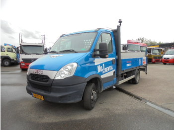 Open body delivery van Iveco 40C/35 DALLY