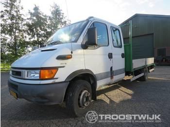 Open body delivery van Iveco 65c: picture 1