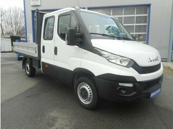 Open body delivery van Iveco Daily 35S13D Euro5 AHK ZV: picture 1
