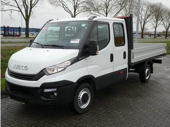 Open body delivery van Iveco Daily 35S16 opedlaadbak dc