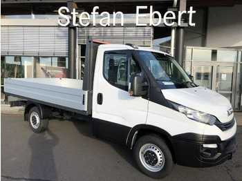 Open body delivery van Iveco Daily 35 S 12 E Pritsche + AHK 3,5t