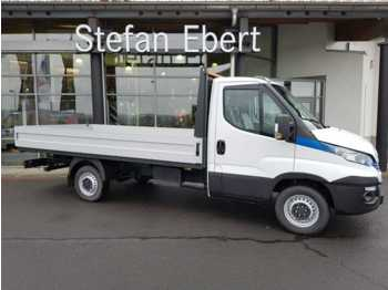 Open body delivery van Iveco Daily 35 S 16+KLIMA+TEMPOMAT+USB+ BT+AHK