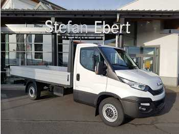 Open body delivery van Iveco Daily 35 S 16 Pritsche Klima AHK DAB Tempomat