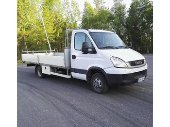 Open body delivery van Iveco Daily 40 C18