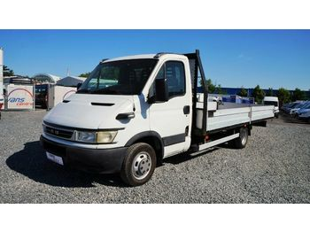Open body delivery van Iveco Daily 50C14 pritsche 5,3m / ČR