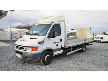 Open body delivery van Iveco Daily 65C15 pritsche 6,1m /nutz.3,3t/ LBW 750kg