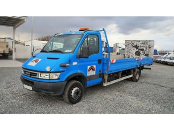 Open body delivery van Iveco Daily 65C17 pritsche 6,1m / nuzt.3,5t/LBW 1000kg