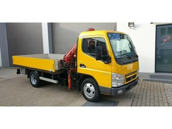 MITSUBISHI CANTER 5S13 - open body delivery van