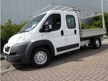 Peugeot Boxer  150-35 dub.cabine, a - open body delivery van