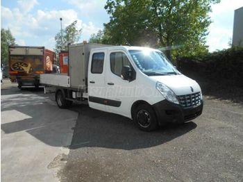 RENAULT MASTER 125 dci - open body delivery van
