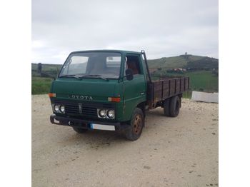 TOYOTA Dyna BU30 300 left hand drive 3.0 diesel on 6 studs - open body delivery van