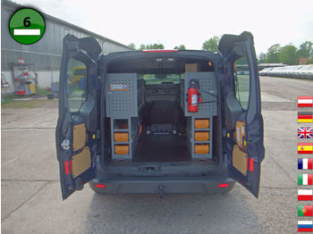 Panel van Ford Transit Connect 1.5 TDCi 200 L1 Trend KLIMA AHK
