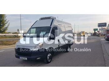 Refrigerated delivery van Iveco 50C15