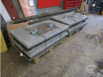 Construction machinery 4 Lift tables M1-005100-D1