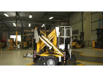 Aerial platform Comet X Trailer 14 New, 14m Working Height, 6.5m Reach,