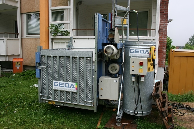 Aerial platform Geda 500 Z/ZP - Truck1 ID: 1321144