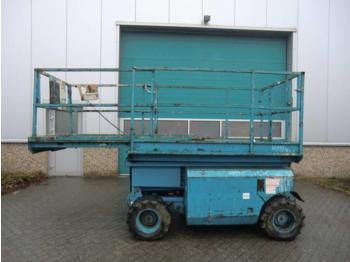 Genie GS2668RT 4x4 Diesel 10m - aerial platform