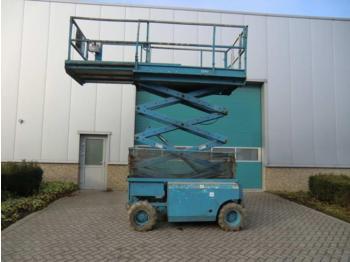 Genie GS2668RT Diesel 4x4 10m - aerial platform
