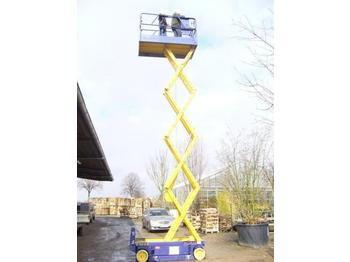 Genie GS 2646 Arbeitshöhe 10 Meter CE - aerial platform