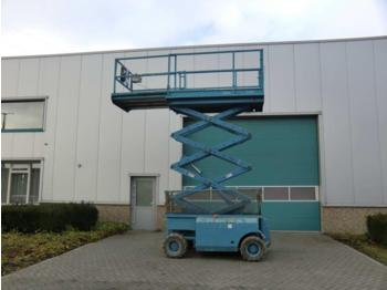 Genie GS-2668-RT Diesel 4x4 10m - aerial platform