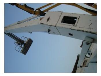 HAULOTTE HA 20 PX 4x4 - aerial platform