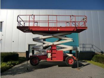 Haulotte H12SDX 2001 4x4 12m - aerial platform