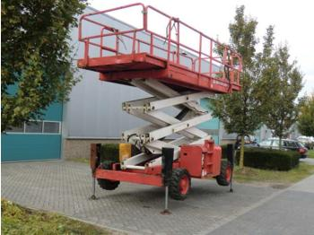 Haulotte H12SDX 2002 4x4 12m - aerial platform