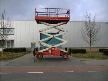 Haulotte H12SDX 4x4 12m - aerial platform