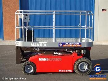 Manitou D80ERS - aerial platform