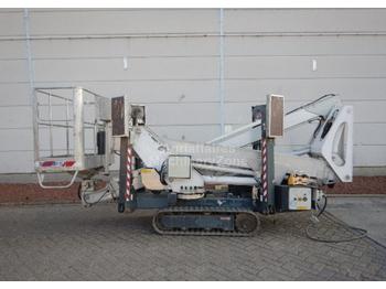 Multitel SMX170 - aerial platform